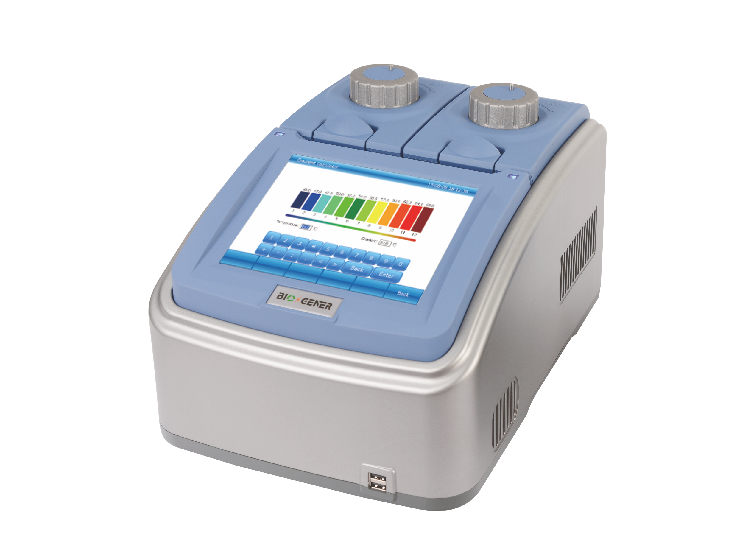 BIO-GENER Gene Explorer PCR Thermal Cycler at LabConsulting in Vienna / Austria