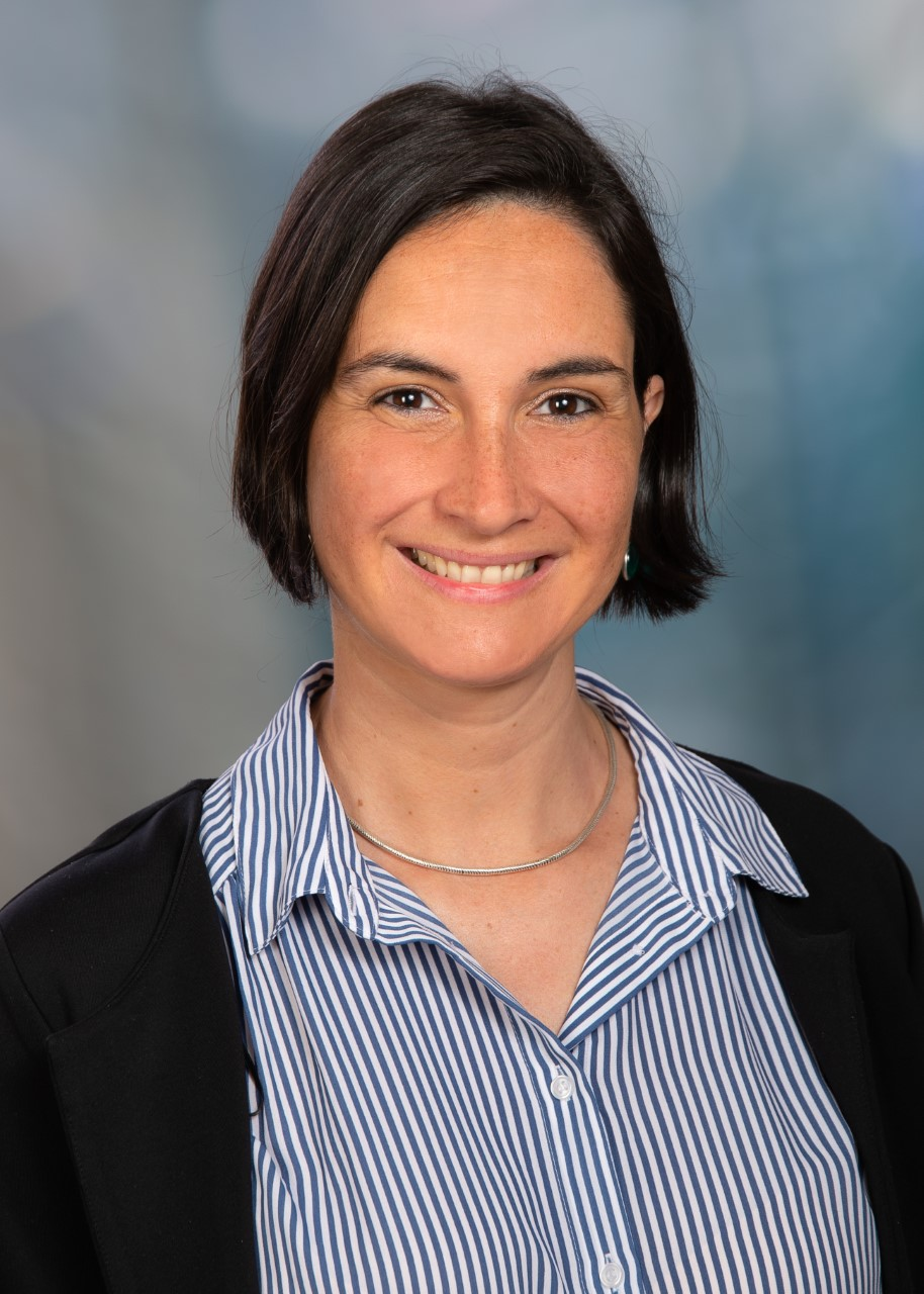 Ana Bueno in LabConsulting at Vienna BioCenter